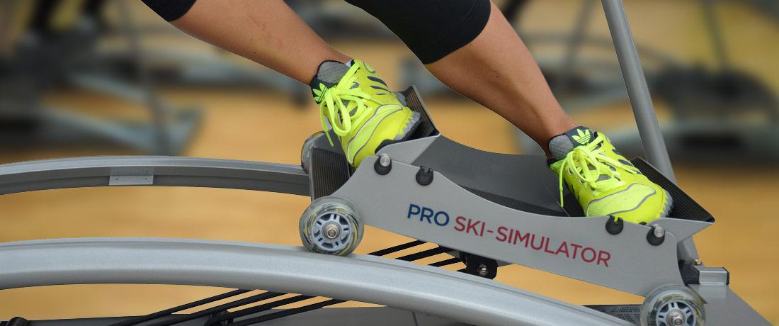 Pro Ski-Simulator